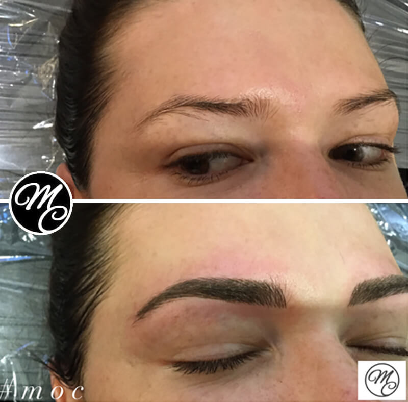 Feather Stroke Brow - Medicine of Cosmetics