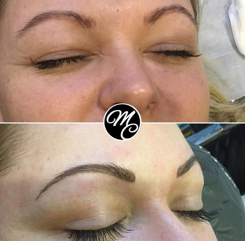 Medicine of Cosmetics - Feather Stroke Brows Near Me
