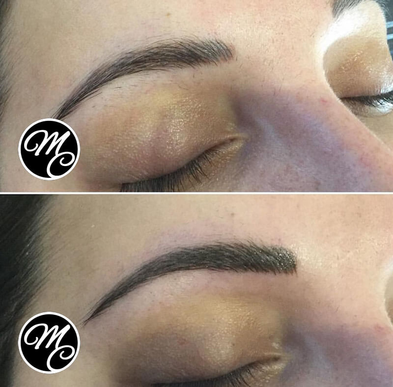 Medicine of Cosmetics - Feather Stroke Brows 1