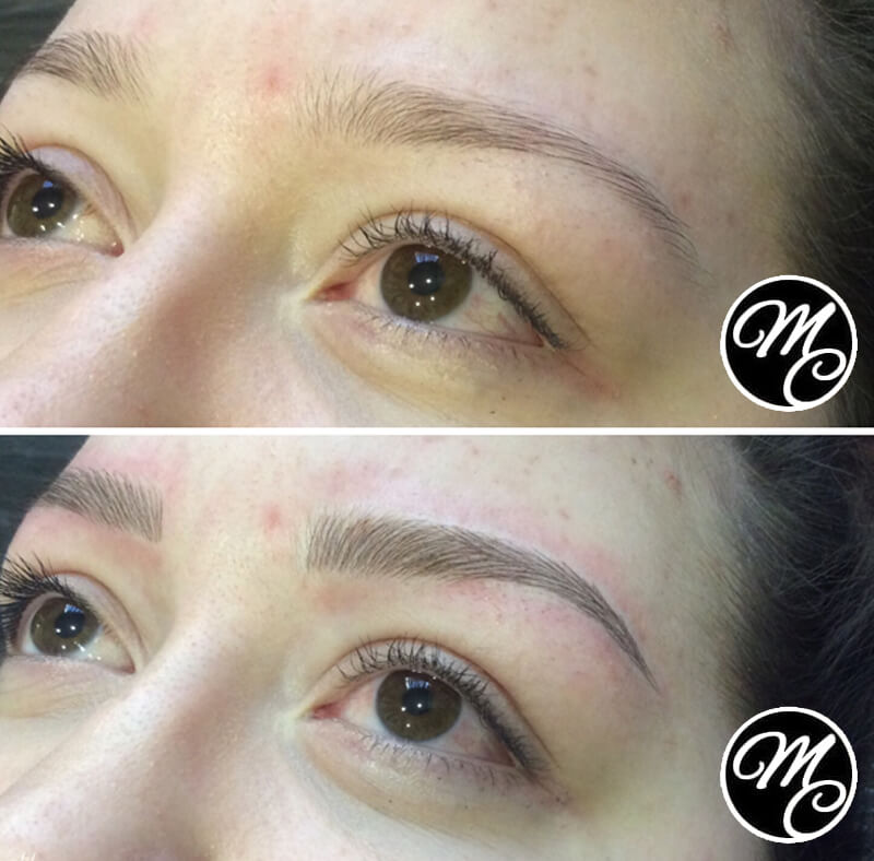 Medicine of Cosmetics - Feather Stroke Brows