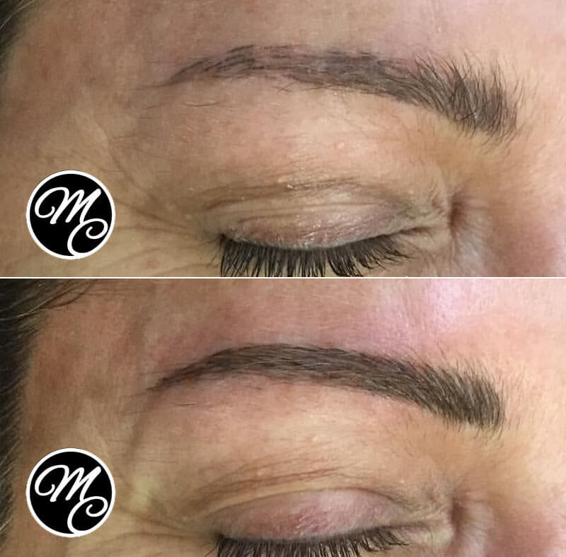 Medicine of Cosmetics Fix & Redo Feather Stroke Brows
