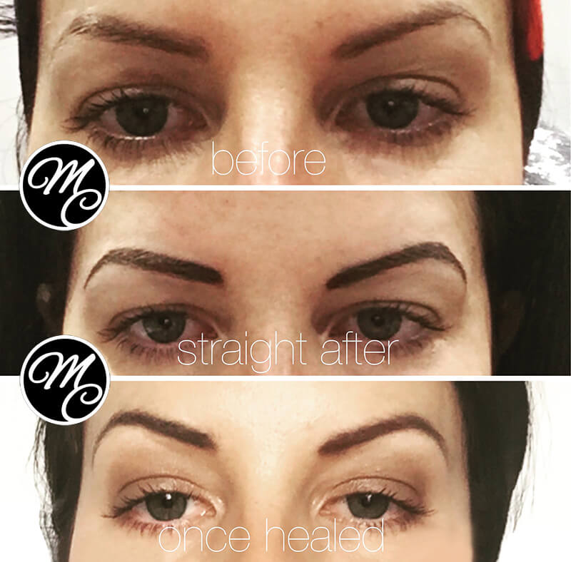 Medicine of Cosmetics - Powder Brows