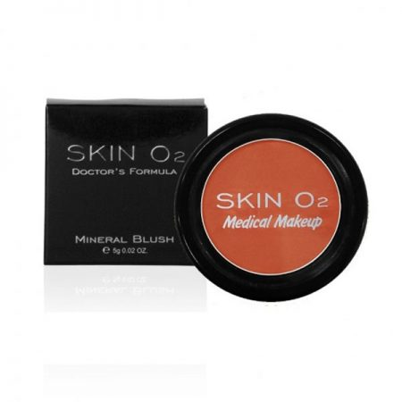 Skin O2 - Blush Mineral Makeup 5g - Peach