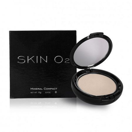 Skin O2 Mineral Makeup Compact Light Sheer 15g