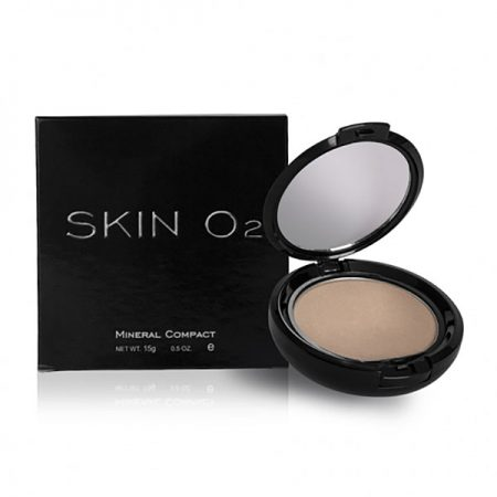 Skin O2 Mineral Makeup Compact Sand 15g