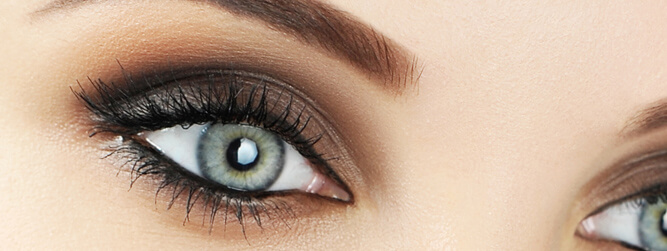 Medicine of Cosmetics - Eye Treatments