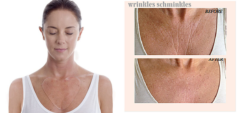 Wrinkles Schminkles Chest Smoothing - Medicine of Cosmetics