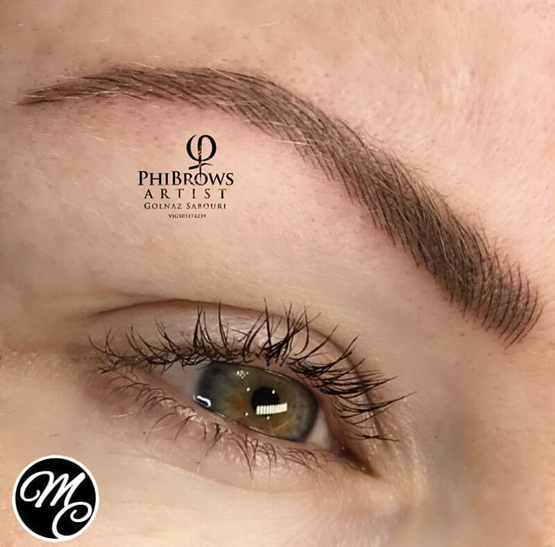 Feather Stroke Brows / Microblading - Medicine of Cosmetics
