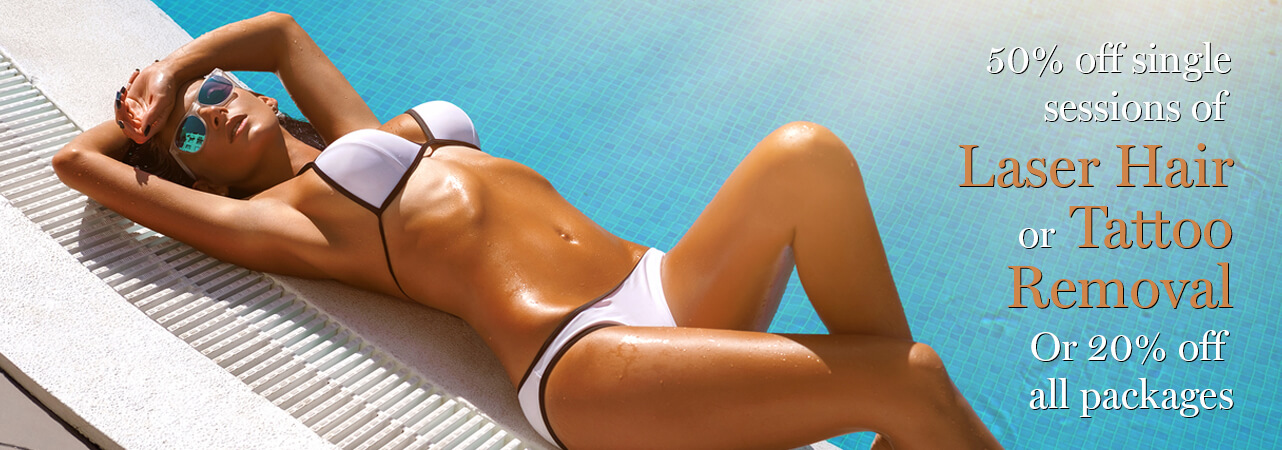Laser Hair Removal - Medicine of Cosmetics