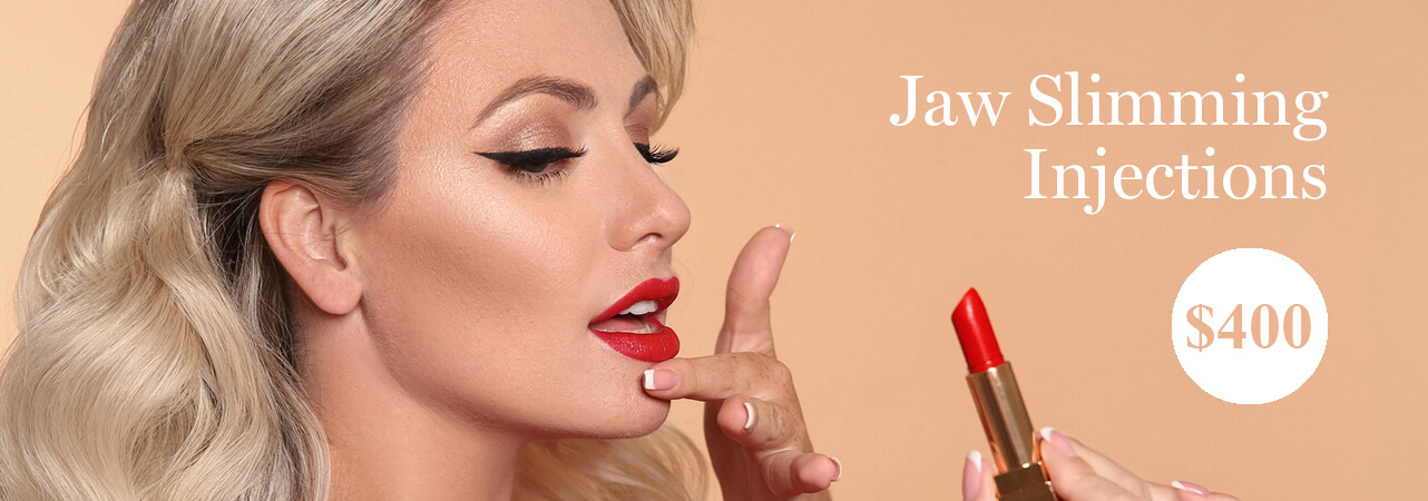 Jaw Slimming Injections - Medicine of Cosmetics