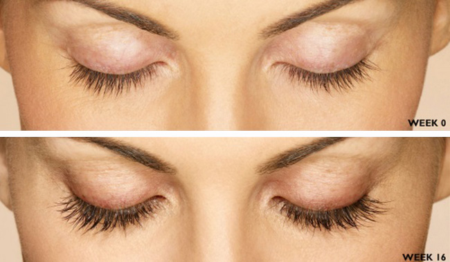 Naturally Grow Thicker Eyelashes